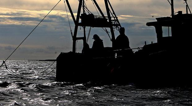 Scottish fishermen have called for sanctions against Iceland