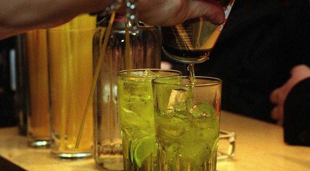 There has been a rise in the number of alcohol-related deaths in Northern Ireland, figures show