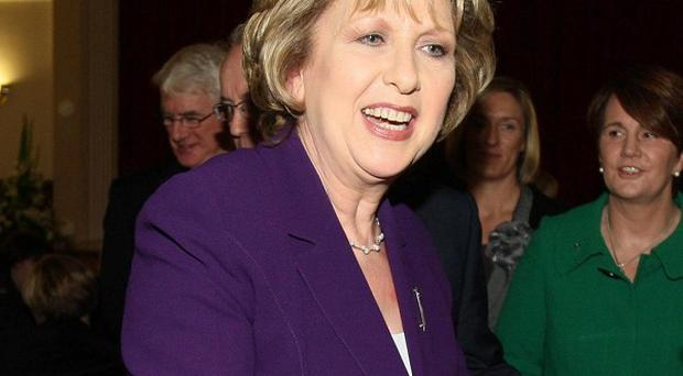 President Mary McAleese has called for a meeting of the Council of State