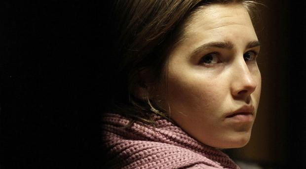 US student Amanda Knox has won an evidence review of her conviction for the murder of Briton Meredith Kercher (AP)