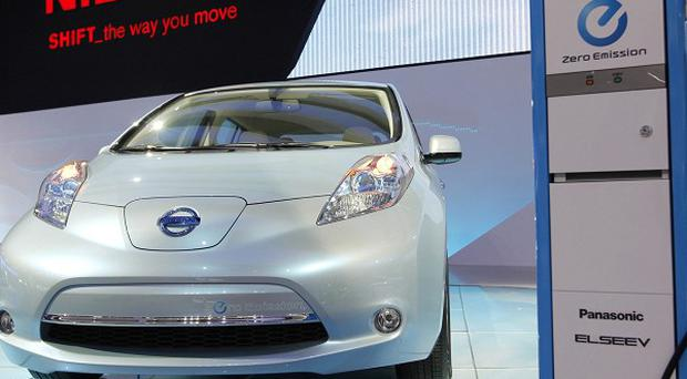 China's second major auto show this year has opened in the southern city of Guangzhou (AP)