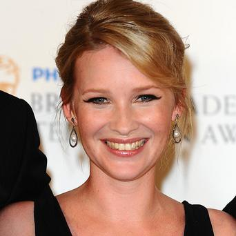 Joanna Page reckons she's very low maintenance when it comes to Christmas gifts