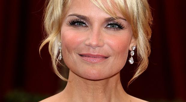 Kristin Chenoweth will be back for more Glee