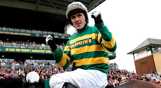 It's the people's race and from a jockey's perspective, that's why it's important. At least I can think that I've sort of done all right as a jockey.<br /><b>Tony McCoy, despite 15 champion jockey titles, felt he may finally get some wider recognition after winning his first Grand National on Don't Push It. He did - winning the BBC Sports Personality of the Year award , voted for by the British public.</b>