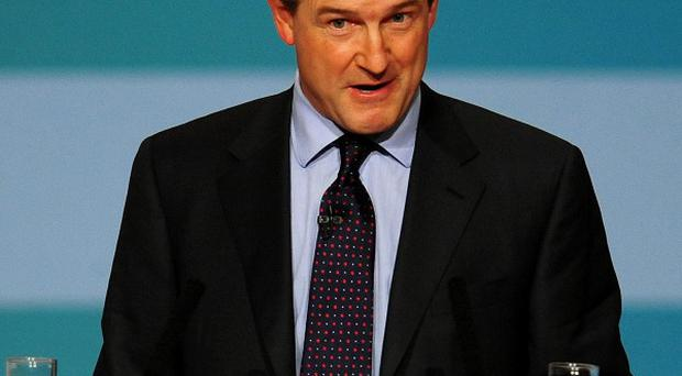 NI Secretary Owen Paterson hinted corporation tax could be brought into line with the Republic