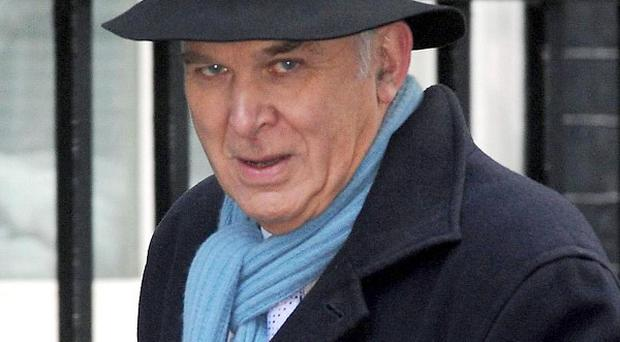 Business Secretary Vince Cable told undercover reporters he had 'declared war' on Rupert Murdoch