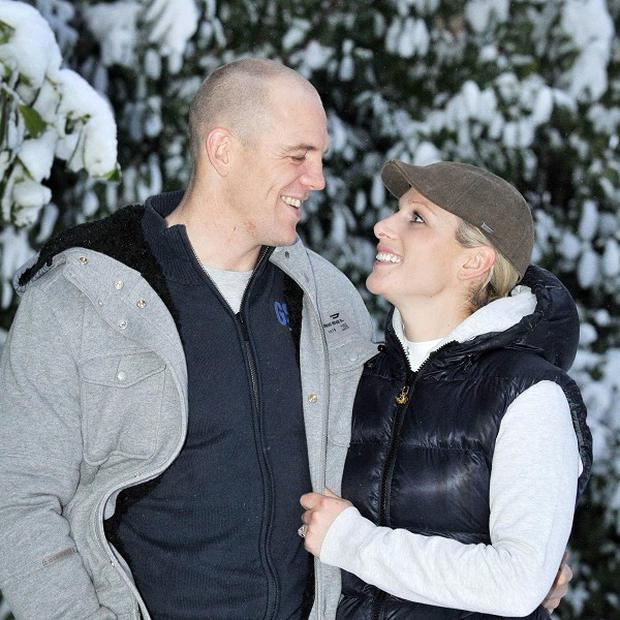 Zara Phillips and Mike Tindall have become engaged