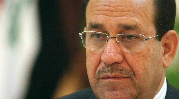 Nouri Maliki will head the new Iraqi government