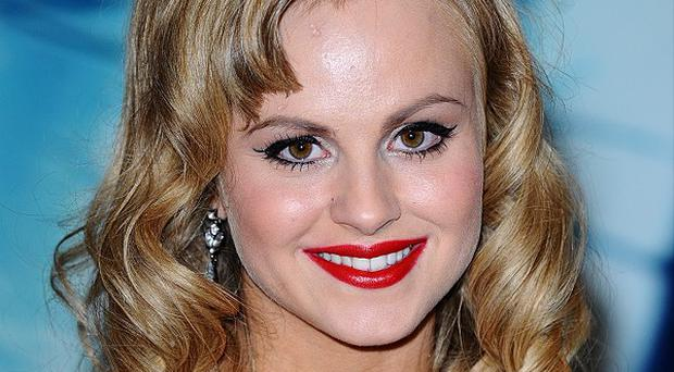 Tina O'Brien can't wait to get back into her dancing fitness regime