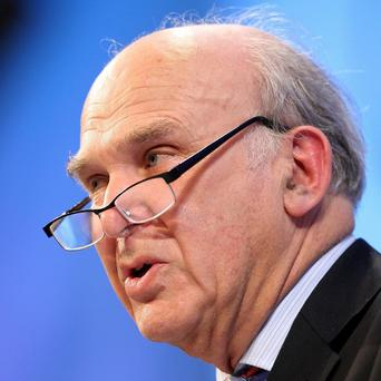 Tory MPs have called for David Cameron to sack Business Secretary Vince Cable