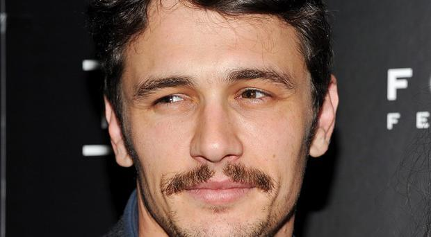 James Franco says he can deal with any criticism about his hosting of the 2011 Oscars