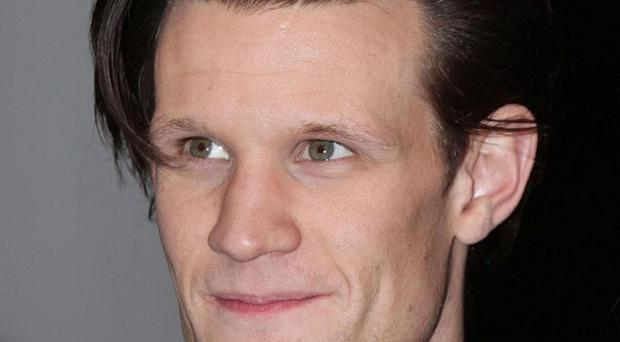 Matt Smith is a festive film buff