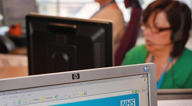 Calls to NHS Direct have rocketed by 50% in the past few days
