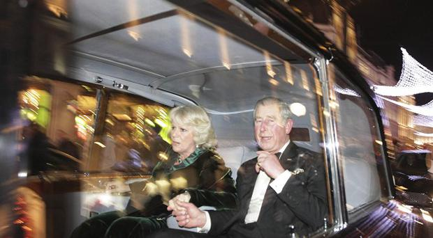 No disciplinary action will be taken against police after the Prince of Wales and the Duchess of Cornwall's car was attacked by tuition fees protesters
