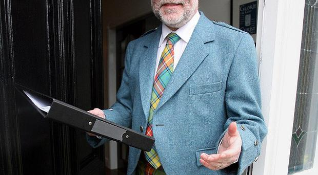 Nelson McCausland hopes an increase in Lottery funding will help arts organisations