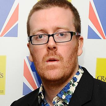 Frankie Boyle is in the firing line over material in his Channel 4 show