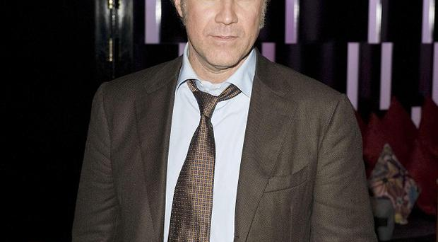 Will Ferrell is planning a quiet family Christmas