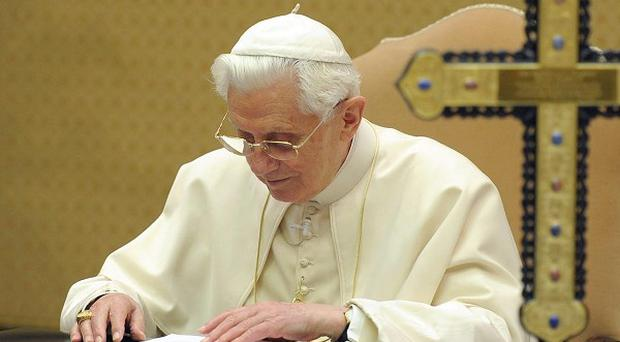Pope Benedict broadcast Thought For The Day on Christmas Eve on BBC Radio 4