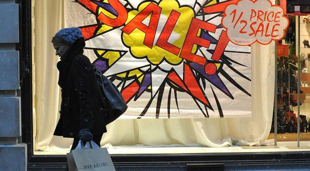 Traders are braced for a lull in Christmas shopping