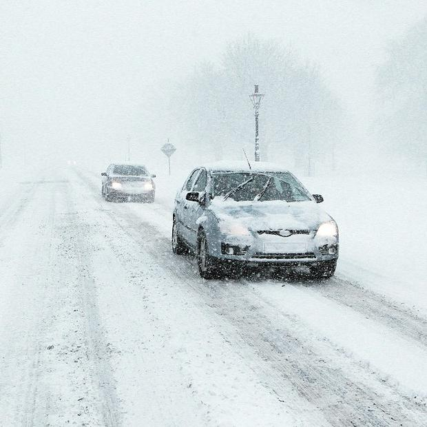 Motorists are being urged to take extra care on the roads this Christmas