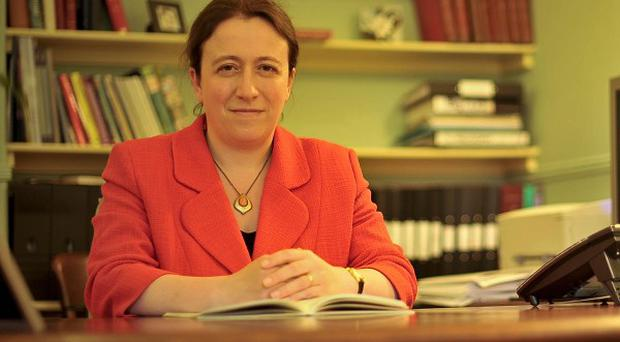 Dr Helen Wright, new president of the Girls' Schools Association