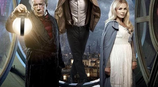 Doctor Who proved a ratings hit for BBC1 on Christmas Day