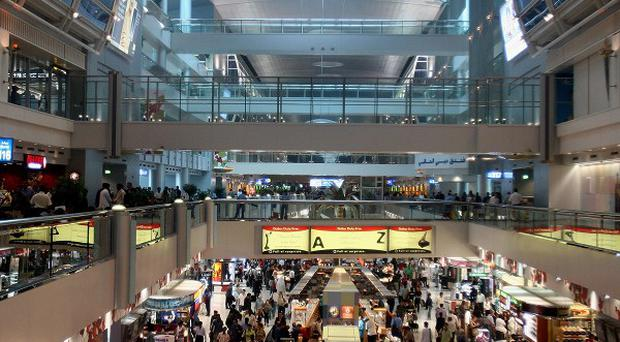 A baby was found dead at Dubai Airport
