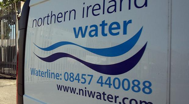Northern Ireland Water is working to restore supply to thousands of homes