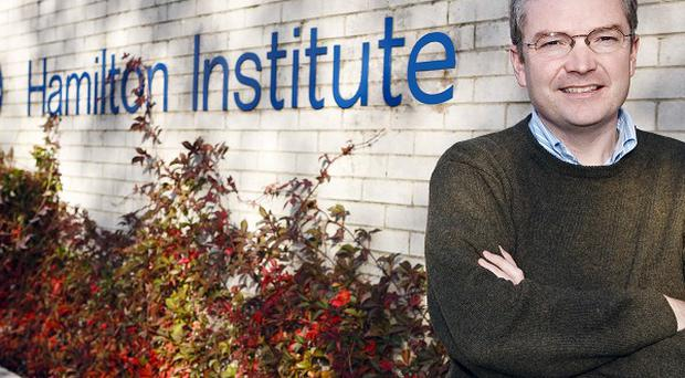 Professor Doug Leith, director of the Hamilton Institute at NUI Maynooth