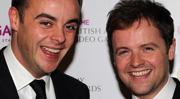 Geordie duo Ant and Dec are a modern-day Morecambe and Wise, according to Eric Morecambe's son