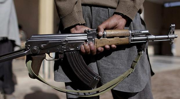Two suspected US missile strikes aimed at al Qaida and Taliban fighters have killed eight people in Pakistan (AP)