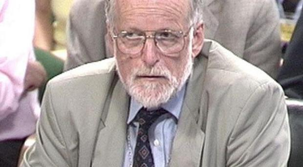 Dr David Kelly was found dead in woods in Oxfordshire