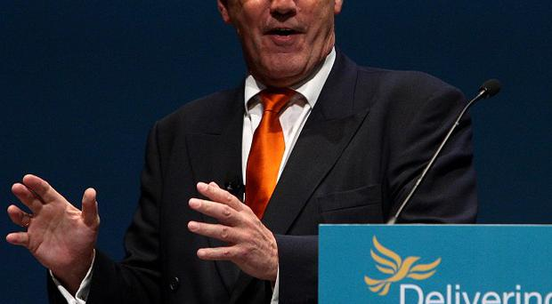 Simon Hughes has agreed to become the Government's Advocate for Access to Education