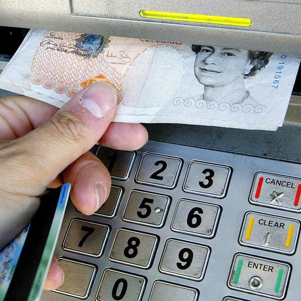 People could make donations to charity every time they use a cashpoint under Government plans to boost giving to good causes