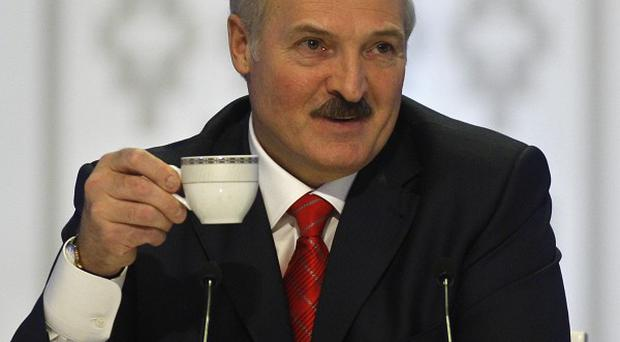 Belarusian President Alexander Lukashenko has appointed a new prime minister (AP)