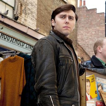 James Buckley hopes viewers approve of his Del Boy