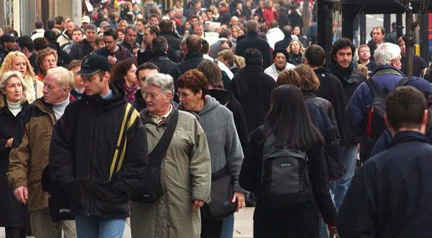 Unemployment will increase to 2.7 million next year, a business group predicted