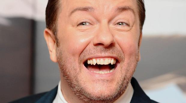 Ricky Gervais will be joined by Danny Trejo in the Muppets film