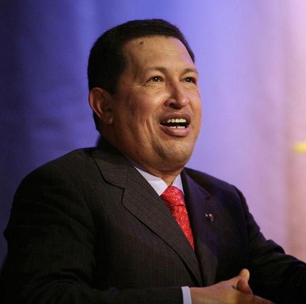 Venezuela's president Hugo Chavez dared the US government to expel his ambassador from Washington