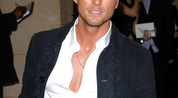 Luke Goss keeps getting offered younger roles