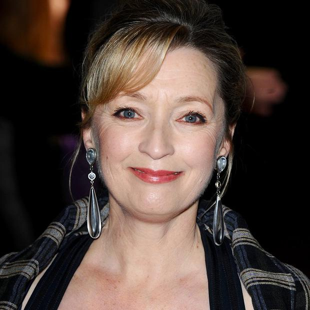 Lesley Manville would love to work in the US