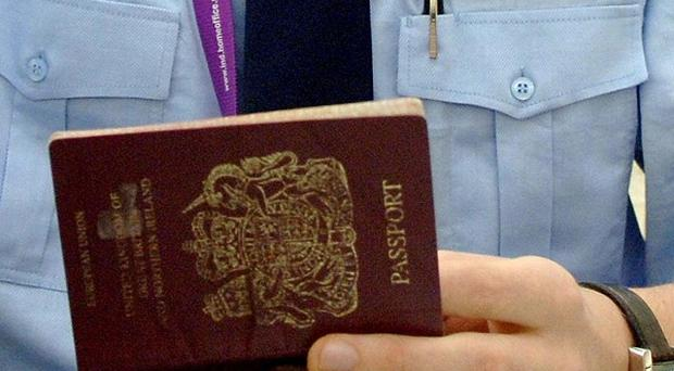 Customs officers at Heathrow Airport were advised not to search potential drug smugglers