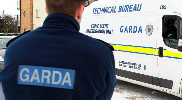 Gardai are investigating after a woman was found dead with serious injuries at Station Court Hall in Clonsilla, west Dublin