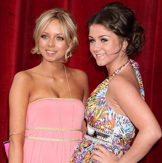 Fans picked Sian Powers (Sacha Parkinson) and Sophie Webster (Brooke Vincent) as the couple they would most like to see marry in 2011