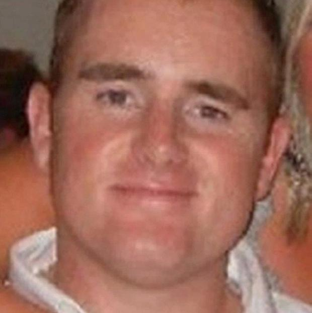Warrant Officer Class 2 Charles Wood was killed in an explosion in southern Afghanistan