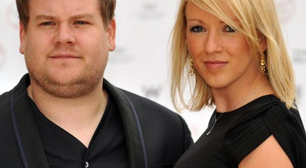 James Corden has proposed to pregnant girlfriend Julia Carey, according to reports