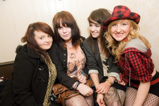 The Rabbit Rooms Bangor, Ciara Munnis, Jude Young, Toni Burnside and Becca Duncan