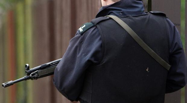 More than 260 million pounds is to be cut from Northern Ireland's policing budget