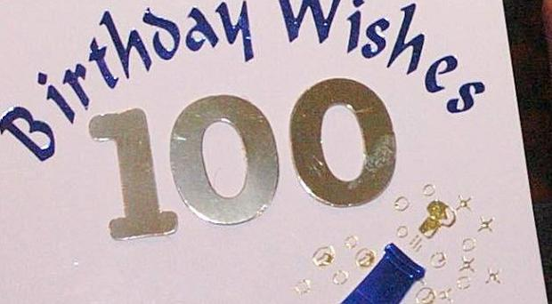 Nearly a fifth of people in the UK are expected to celebrate their 100th birthday