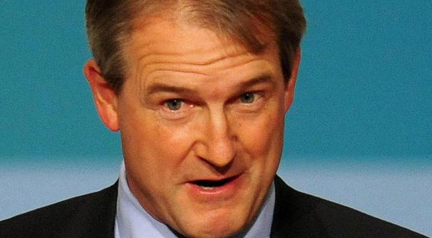 Secretary of State for Northern Ireland Owen Paterson has been urged to outline clearly how the bill of rights process will be brought to a conclusion